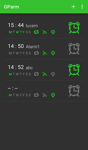 GPS Alarm - GParm
