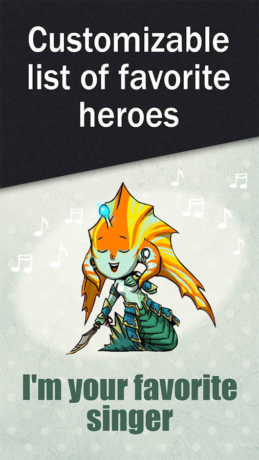 Picker for Dota 2 : Heroes- screenshot