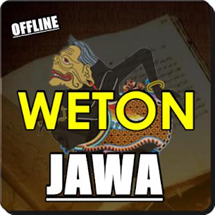 WETON JAWA TERLENGKAP - náhled
