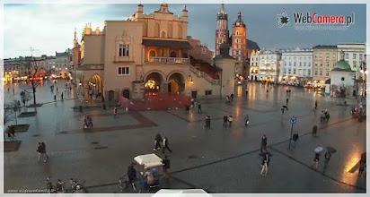 Photo: Plaza del Mercado . Cracovia