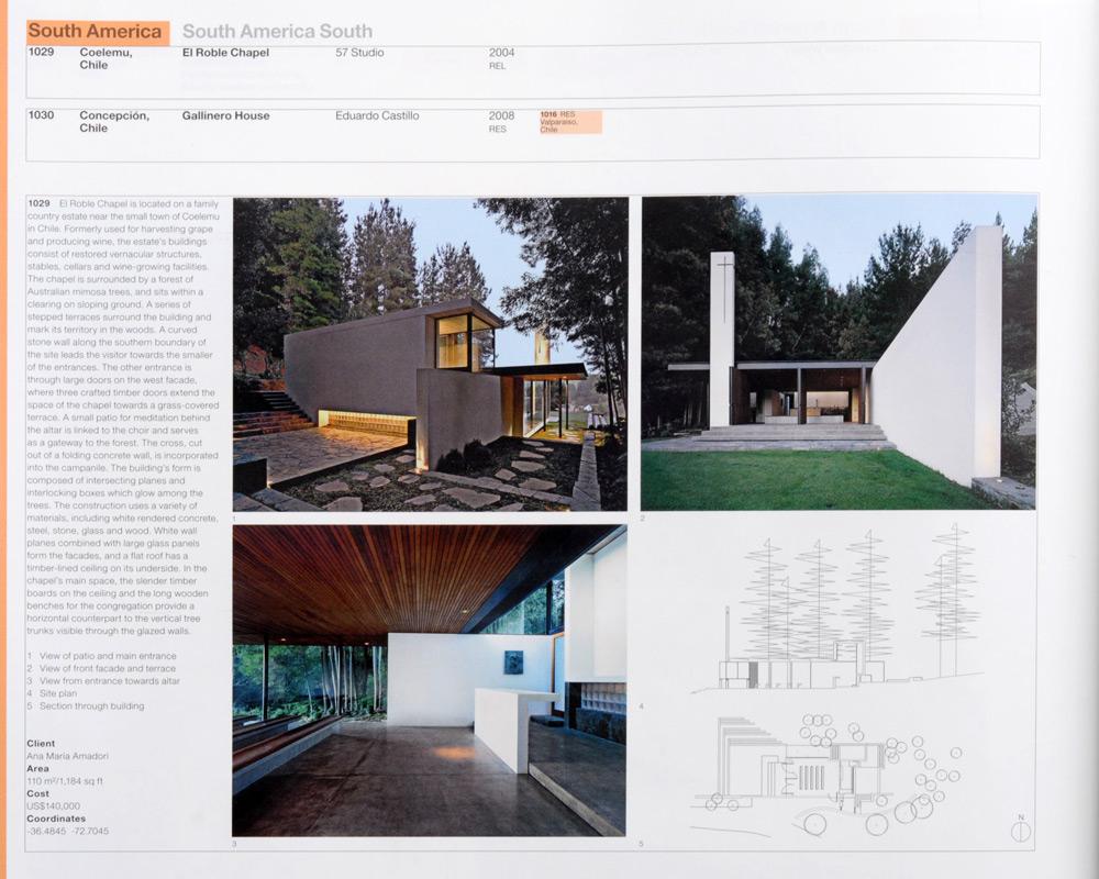 Photo: Phaidon Atlas of 21st Century World Architecture / Phaidon / UK / 2008