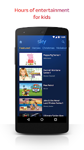 Sky Go Screenshot 7