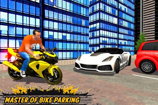 Bike parking 2019: Motorcycle Driving School filehippodl screenshot 4