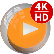 All 4K Video Player & Cast - CnX Full HD Player