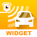 Speed cameras Widget icon