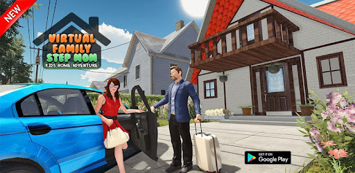 Virtual Step Mother Home Adventure Family Games for PC
