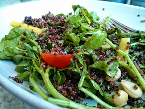 Photo: Quinoa Salad at True Foods