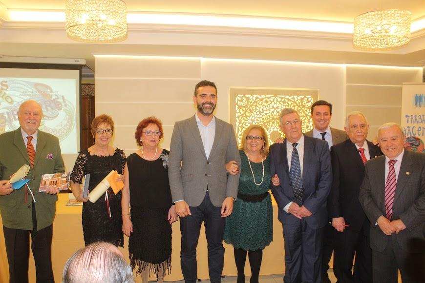 25º aniversario de la Asociación de Vecinos Puerta Europa.