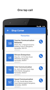Nexhop -Explore Stores Around- screenshot thumbnail