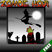 Zombie Hour: Free Zombie Games
