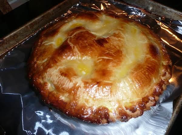 Cindy's Chicken Pot Pie