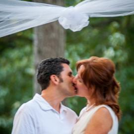 by Myra Brizendine Wilson - Wedding Bride & Groom ( couple, event, anniversary, party,  )