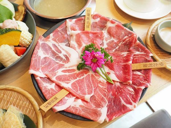 同·暖選鍋物—老饕最愛!Prime頂級牛小排、伊比利豬搭配鮮甜海鮮,要吃就吃最好的!