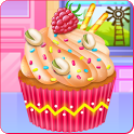 Colorful Muffins Cooking icon
