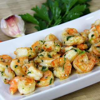 The Ultimate Garlic Shrimp Recipe.