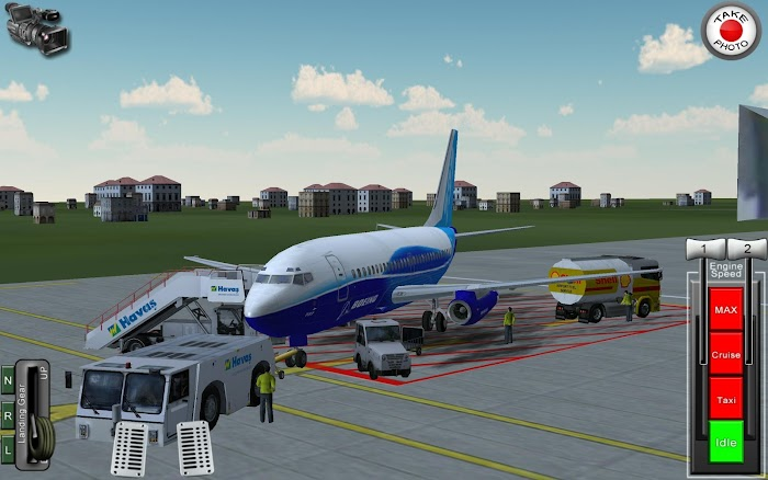 Flight 787 - Advanced- screenshot