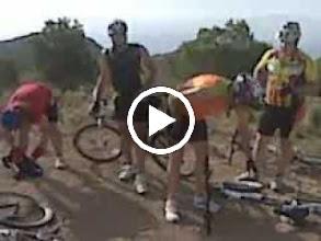 Video: 1ª SUBIDA A LA SIERRA DEL MEDIO I
