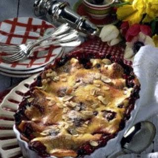 Beeren-Quark-Lasagne