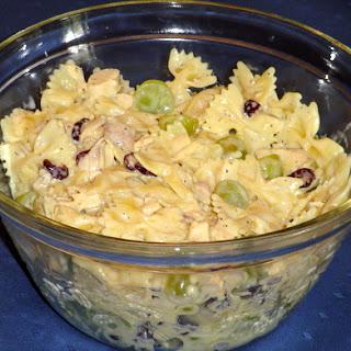 Mom's Bow Tie Pasta Salad