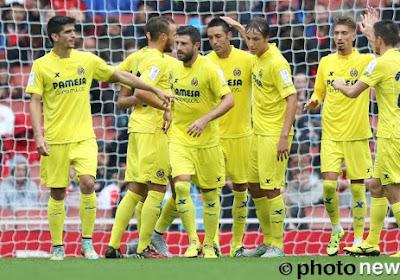 Villarreal geplaatst voor Europa League, Real Sociedad voorrondes en Athletic Bilbao valt naast de boot