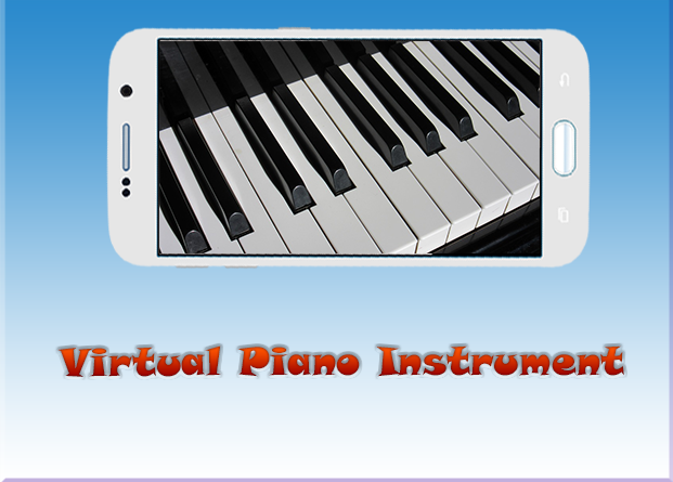 virtual keyboard instrument
