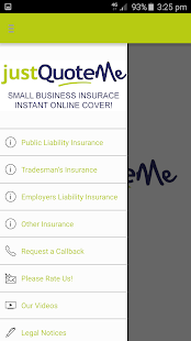 Just Quote Me Insurance Finder - screenshot thumbnail