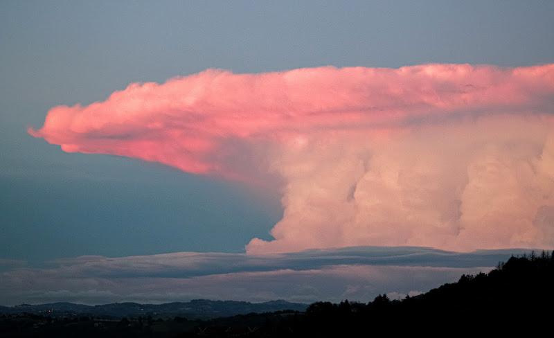 Esplosione in cielo di simoneribero