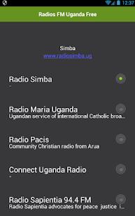 Radios FM Uganda Free - náhled