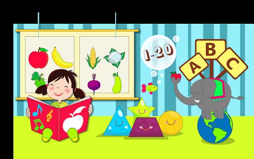 Kindergarten Kids Learning: Fun Educational Games 6.3.2.0 24
