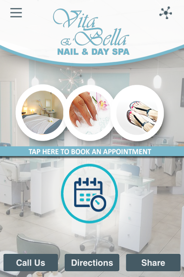 Vita E' Bella Nail & Day Spa- screenshot