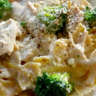 Crock Pot Chicken Broccoli Alfredo Recipe