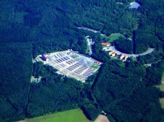 Luftbild Buchenwald 2008.