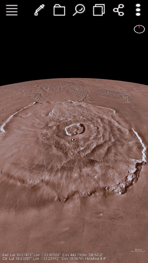 Mars Xplorer- screenshot