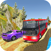 Offroad School Bus Driver Free