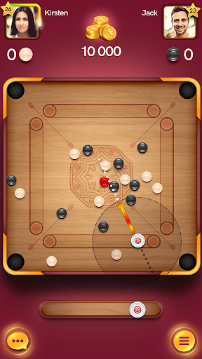 Carrom Pool: Disc Game apkpoly screenshots 4