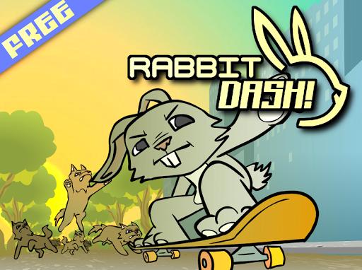 Rabbit Dash! screenshot 1