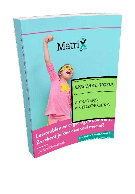 Digiboek Ouders MatriXleerplein