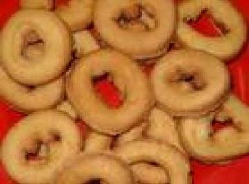 Jodie's Doughnuts Recipe