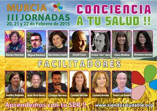 Photo: Facilitadores de las Jornadas