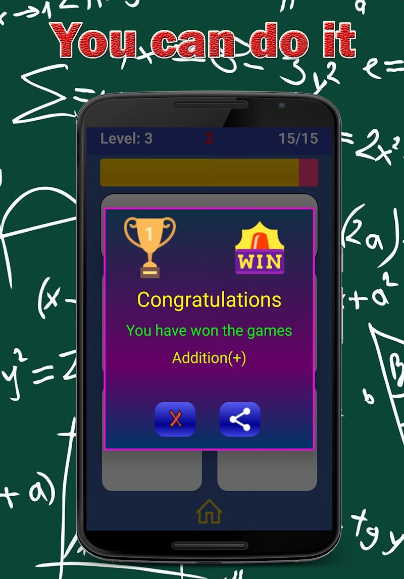 Скриншот Math Mix Games - Free cool math games