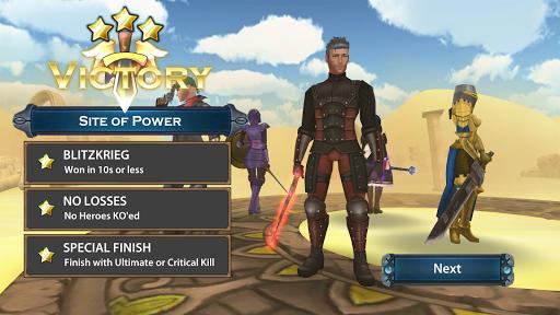 Chrono Clash  screenshots 16