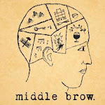 Logo of Middle Brow White Light