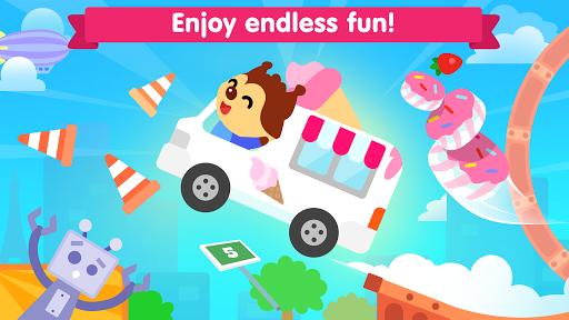 Car game for toddlers - kids racing cars games screenshot 4