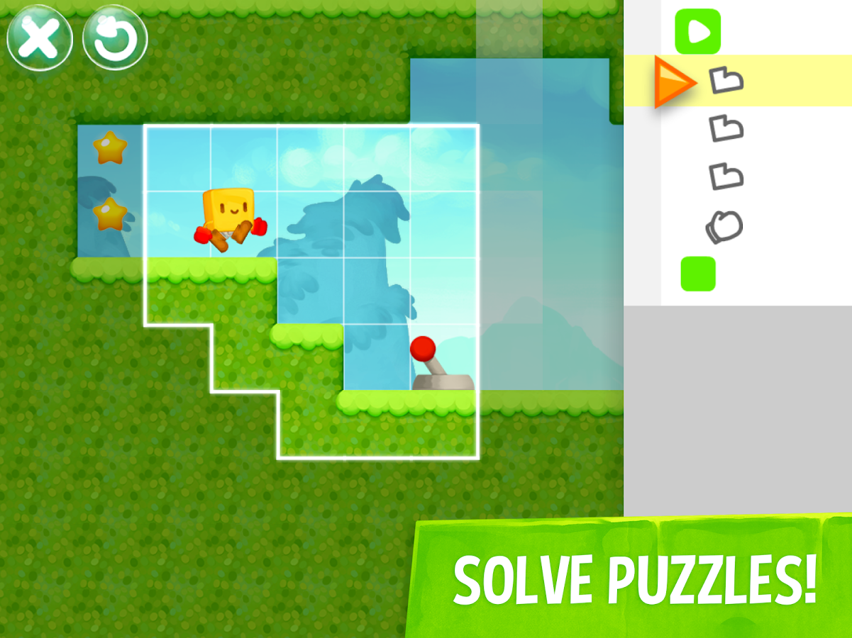 SpriteBox Coding- screenshot