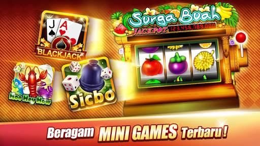 LUXY : Domino & Pokeru00a0u2013 Gaple QiuQiu QQ 99 Remi 5.1.6.0 screenshots 4