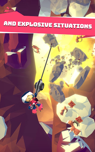 Hang Line: Mountain Climber screenshot 4