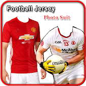 Football Jersey Photo Suit