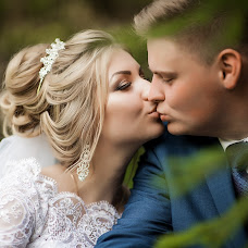 Wedding photographer Anastasiya Klochkova (Vkrasnom). Photo of 25.08.2017