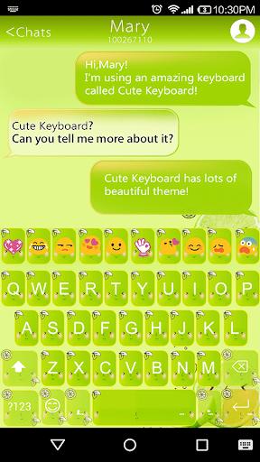 Lemon Drink Emoji Keyboard