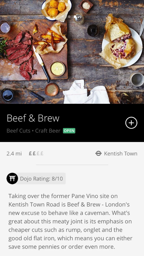 Dojo - Best stuff in London- screenshot